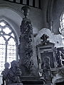 The Oxenden Memorial in St Mary's, Wingham, Kent.jpg