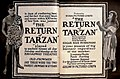 The Revenge of Tarzan (1920) - Ad 1.jpg