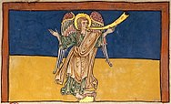 The Seventh Angel of the Apocalypse Proclaiming the Reign of the Lord - c. 1180.jpg
