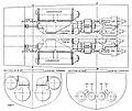 The Steam Turbine, 1911 - Fig 50 - Geared Turbines in Twin Screw Torpedo Boat Destroyer.jpg