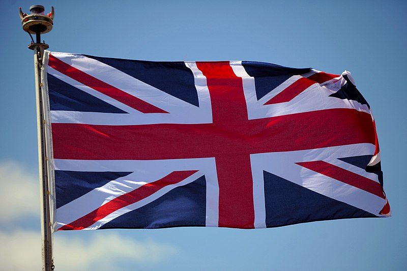 File:The Union Jack Flag MOD 45153521.jpg