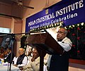 The Union Minister of External Affairs and Chairman of Indian Statistical Institute Council.jpg