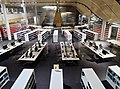 The University of Sydney New Law Building Law Library 2013.jpg