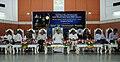The Vice President, Shri M. Venkaiah Naidu at an event to inaugurate week long celebrations of World Space Week, in SHAR, Sriharikota, Andhra Pradesh.jpg