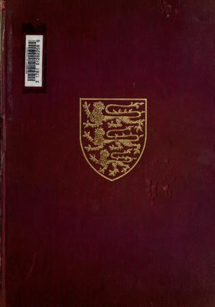 File:The Victoria History of the County of Surrey Volume 3.djvu