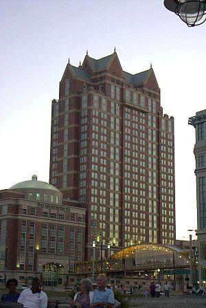 Omni Providence Hotel - Image: The Westin Providence 191132285 bfdabba 8dc t