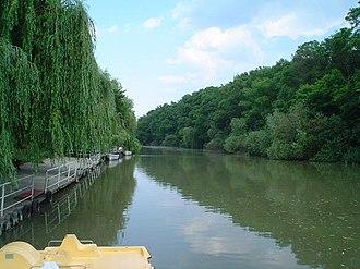 Varna Province - River Kamchiya