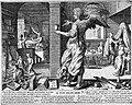 The medical practitioner appearing as an angel when he has s Wellcome L0024949.jpg