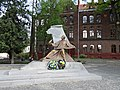 The monument to Mikhail Verbitsky (Ukraine - Lviv) - 01.jpg