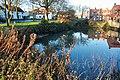 The pond, Little Driffield - geograph.org.uk - 1614811.jpg