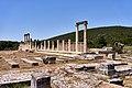 The stoa of Abaton or Enkoimeterion at the Sanctuary of Asclepius in Epidaurus.jpg
