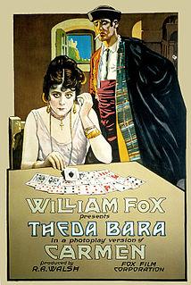 <i>Carmen</i> (1915 Raoul Walsh film) 1915 film