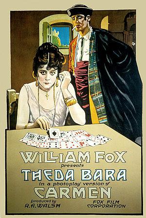 Carmen (1915 Raoul Walsh film) - Film poster