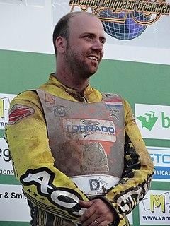Theo Pijper Dutch motorcycle speedway rider