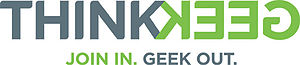 ThinkGeek - Image: Think Geek logo 14 07 29