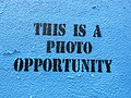 This is a Photo Opportunity Stencil.jpg