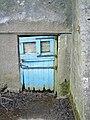 Thornthwaite Syke, Doorway - geograph.org.uk - 804497.jpg