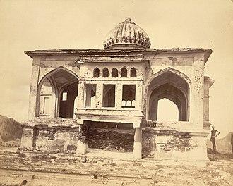 Gingee Fort - Throne on the Krishnagiri