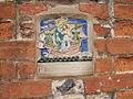 Tile outside the Anglican Shrine, Walsingham.jpg