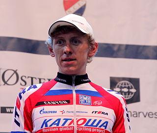 Timofey Kritsky Russian road cyclist