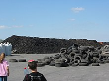 Tire recycling - Wikipedia