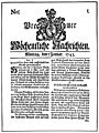 Titelseite Bremer Nachrichten 7.1.1743.jpg