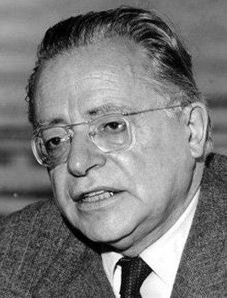 Palmiro Togliatti - A portrait of Togliatti in 1950s.