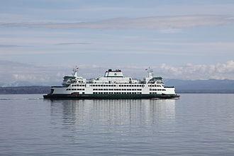 Olympic-class ferry - Image: Tokitae