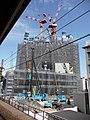 Tokyo Sky Tree under construction 20090714-1.jpg