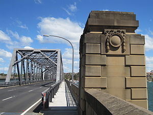 Tom Uglys Bridge - Image: Tom Uglys Bridge 3
