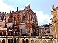 Tomar, Convento de Cristo, Claustro da Hospedaria (06).jpg