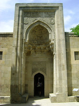 Architecture of Azerbaijan - Tomb of Shirvanshakhs