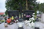 Tomb of Suchaniak and Tomczak families at Posada Cemetery in Sanok 1.jpg
