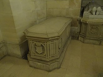 Prince Antônio Gastão of Orléans-Braganza - Tomb of Prince Antônio in the Royal Chapel of Dreux