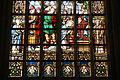 Tongeren Liebfrauenbasilika Fenster Enthauptung 11.JPG