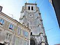 Tonnerre. Clocher de l'église Notre Dame. 2015-04-12..JPG
