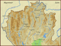 Topography of northern Thailand.png