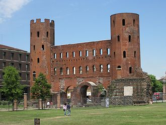Palatine Towers - The Palatine Gate