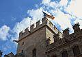 Torre de la llotja de la Seda, València.JPG