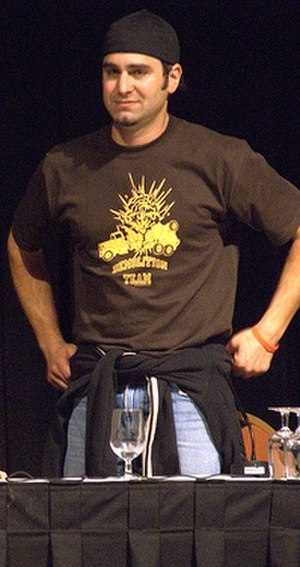 Tory Belleci - Belleci in 2006