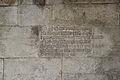 Toul Cathédrale Saint-Étienne cloître inscriptions 916.jpg