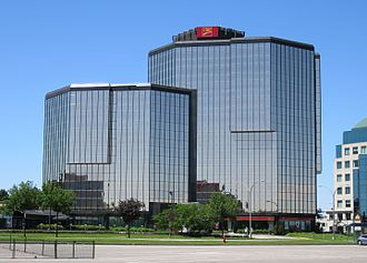 Laval, Quebec - Office buildings in Laval
