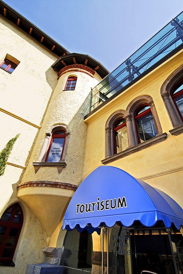 Museo del Turismo Touriseum Castel Trauttsmandorff, Touriseum