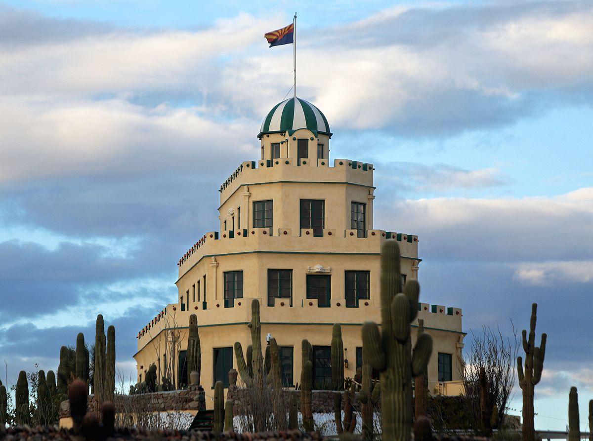 Tovrea Castle Wikipedia