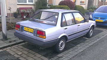 Toyota corolla e80 wikiwand 1986 corolla ee80 13 gl sedan the netherlands sciox Image collections