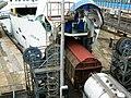 Train ferry - Villa San Giovanni (Battipaglia–Reggio di Calabria railway, Italy) e.jpg