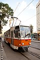Tram in Sofia mear Macedonia place 2012 PD 006.jpg