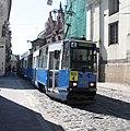 Trams in Kraków - 001.jpg
