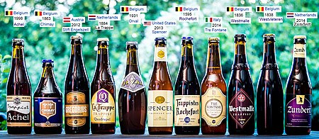sifflement bv 450px-Trappist_Beer_2015-08-15