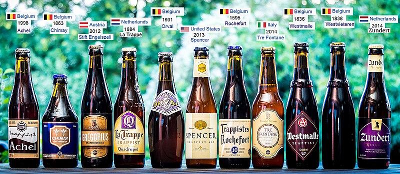 File:Trappist Beer 2015-08-15.jpg